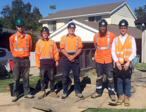 Sydney Water Sewer Extension in Beacon Hill, NSW