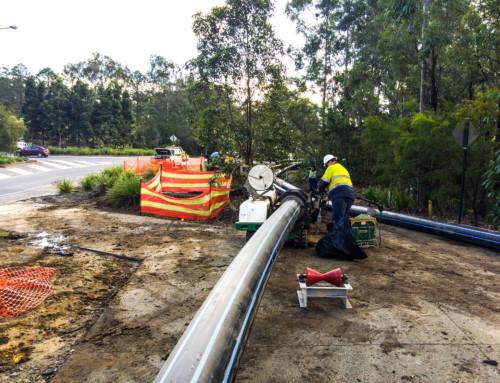 Sliplining – Springfield Parkway, QLD